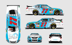 North American Power Parker Kligerman Nascar.