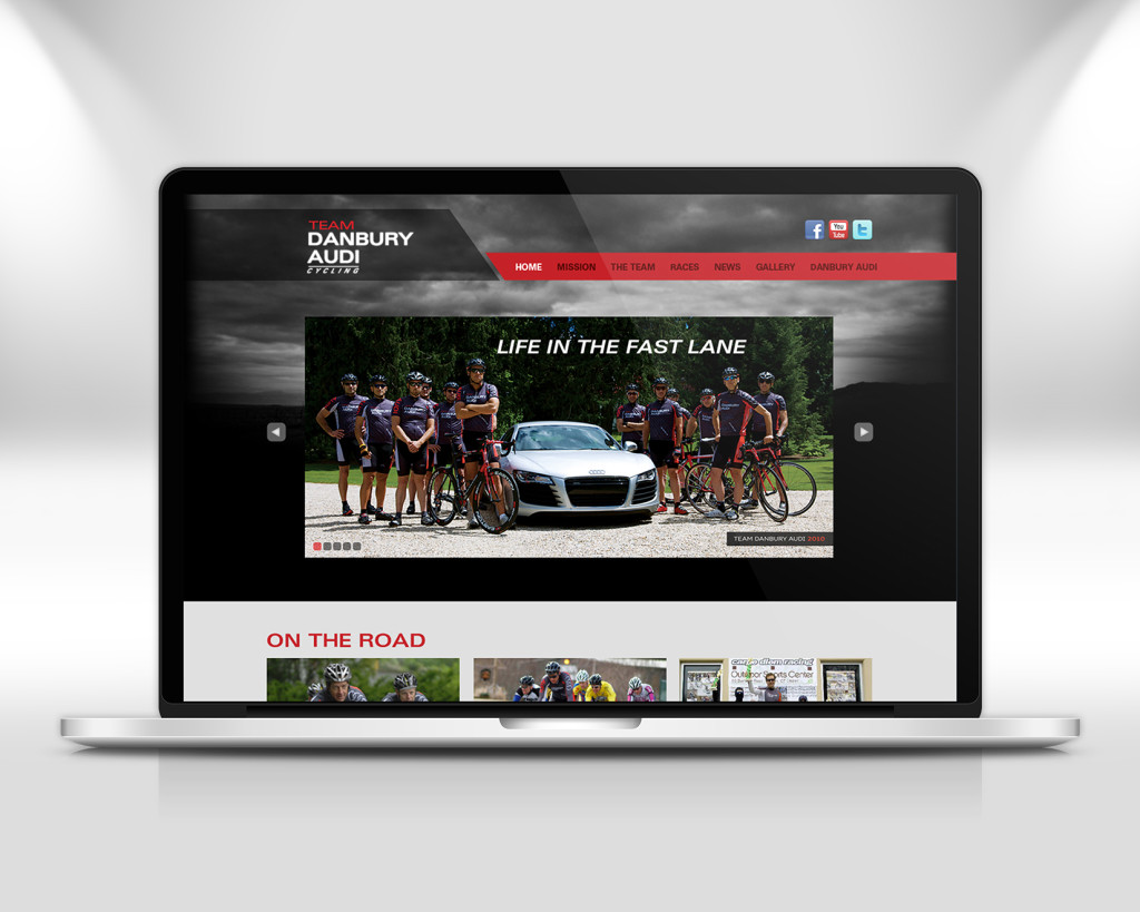 Team Danbury Audi Website Dylan Cyr